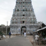 Lalithambigai temple at Thirumeyachur