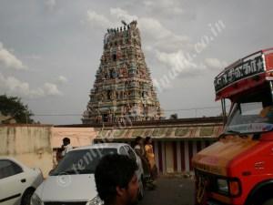 Mathuta Kaliamman Temple, Siruvachur